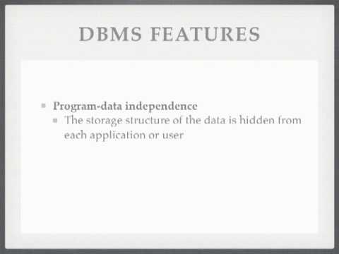 dbms tutorial. in Tutorials | 0 comments